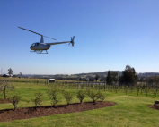 Helicopter Flights Hunter Valley