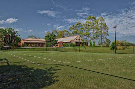 Bluebush tennis