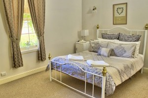 Bluebush Cottage Bedroom