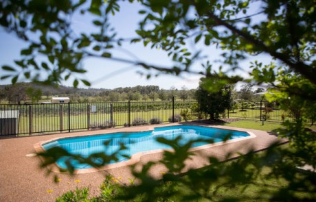 Bluebush Estate Pool