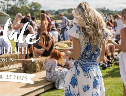 Lovedale Long Lunch 2018