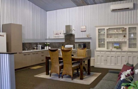 Bluebush Estate Barn Kitchen