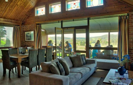 Bluebush Estate Chalet Living