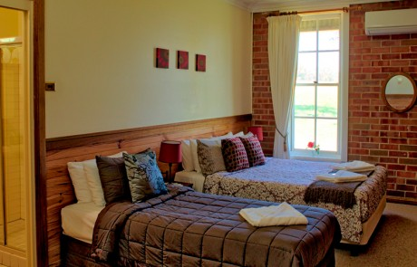 Bluebush Estate Chalet bedroom